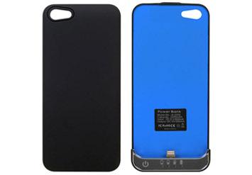 כיסוי מטען /כיסוי סוללה לאייפון5 שיכפיל את חיי ה...