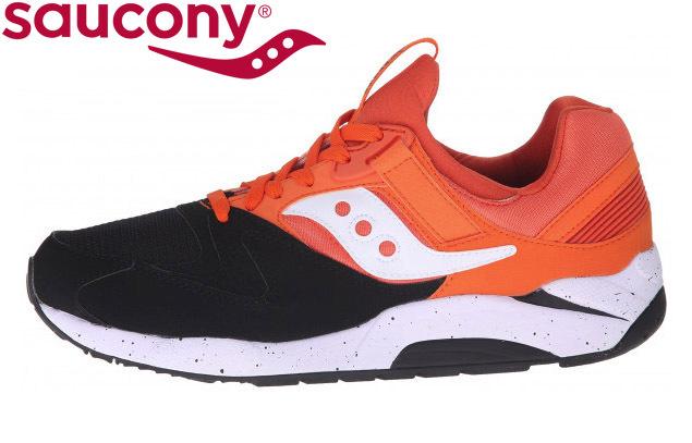 נעלי ספורט סקוני דגם Saucony Grid 9000 במבצע מיוחד ב259 ש