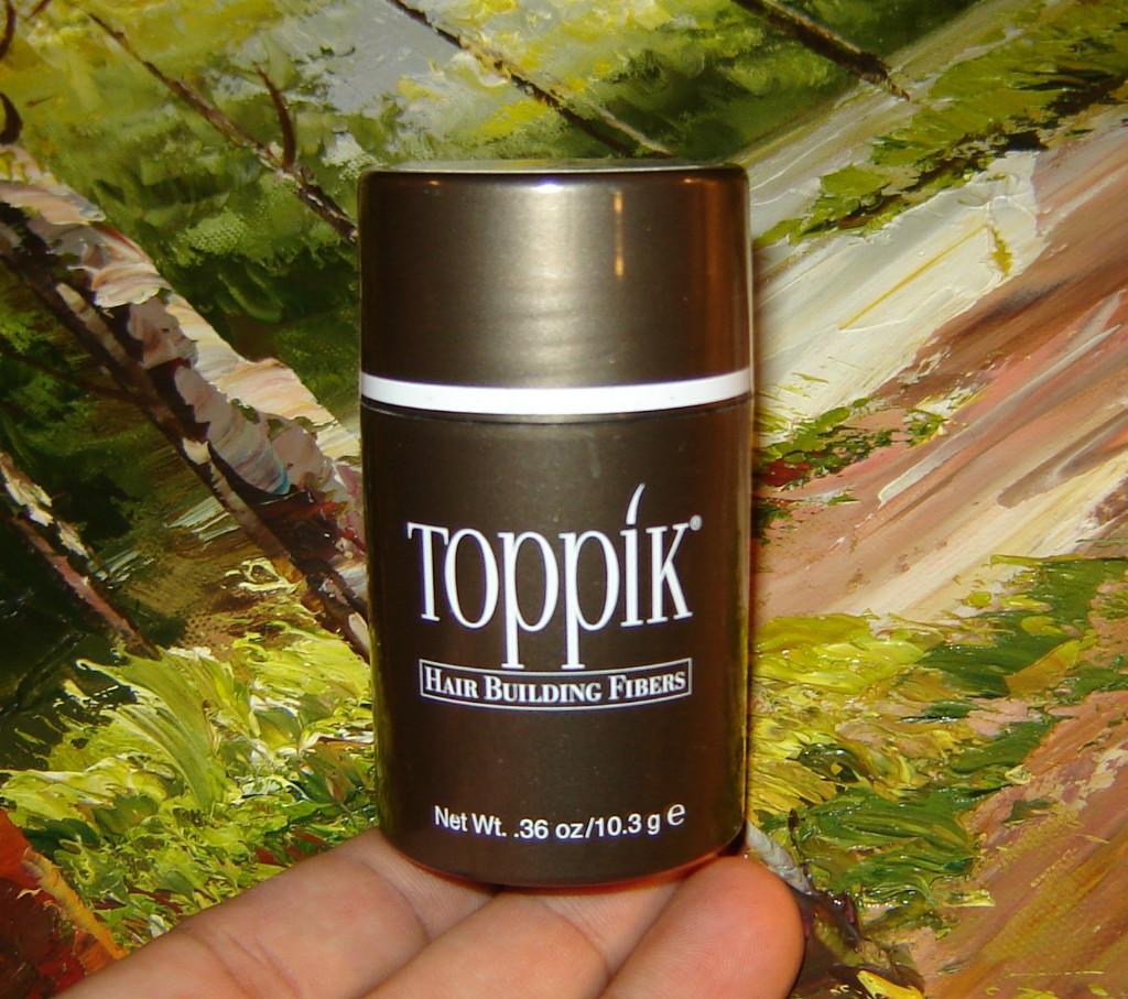 המוצר המהפכני לבעלי שיער דליל- Toppik רק ב 149 ש