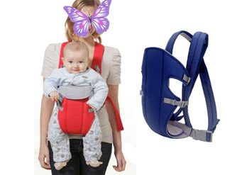הדרך הנוחה לשאת את תינוקך! ידיים פנויות ותינוקבטוח ושמח! מנ...
