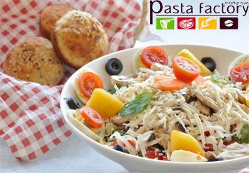 חוויה איטלקית על הבוקר! ארוחת בוקר זוגית ומפנקת ב-Pasta Fact...