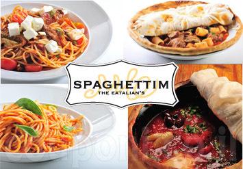 מסעדת 'ספגטים' סניף שיכון דן בת