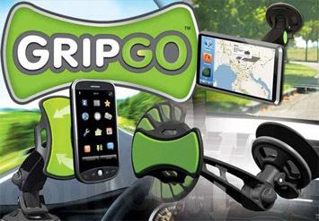 המעמד האוניברסלי והמהפכניGripGo לרכב לפלאפונים, GPS וכדומה,...
