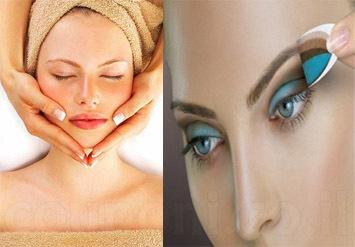 דיל זוהר במיוחד! טיפול פנים/ איפור ערב מקצועי + עיצוב גבות ...