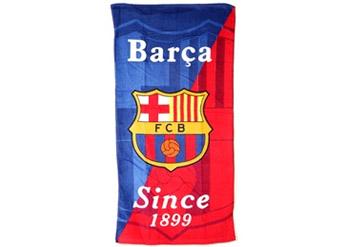 מגבת של הקבוצה האגדית והנערצת ביותר בעולם - ברצלונה! ב39 ש