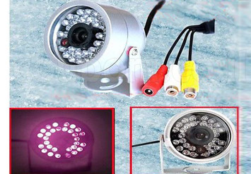 מצלמת אבטחה לבית או לעסק, כוללת הקלטת קול, ראיית לילה, חסינת מים, אנטי ונדליזםועוד! במחיר חסר תקדים של 99 ש