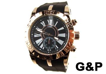 שעון G&P המותג שכובש את ישראל! איכותי ואופנתי ב119 ש