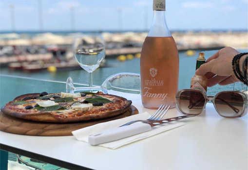 ארוחה זוגית מלאה במסעדת לה פרנצ'י הצרפתית הכשרה למהדרין מול ...