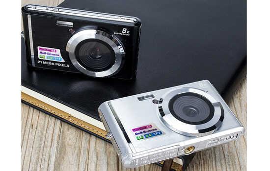 מצלמה דיגיטלית איכותית 21 מגה פיקסל...