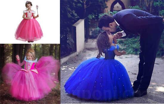 תחפושת נסיכות ודמויות מצוירות לילדו...