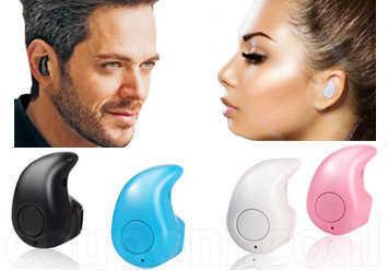 דיבורית / אוזניית Bluetooth קטנה, איכותית ומדליקה! נוחה מאד ...