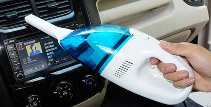 שומרים על הרכב נקי! שואב אבק לרכב ב59 ש