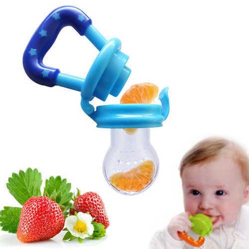 מוצץ טעימות ראשונות מסיליקון לילדים שלכם, לאכול בבטיחות ובכיף פירות, ירקות ועוד! ב15 ש