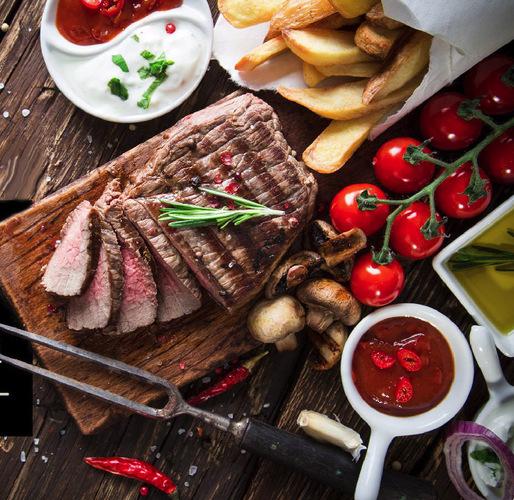 גגה בשוק - מסעדת בשרים בשוק הכרמל בחגיגת בשרים! שובר פתוח בש...