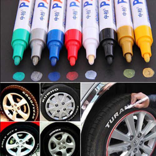 טוש לכיתוב וצביעת צמיגים לרכב או לאופנוע במבחר צבעים! רק ב19...