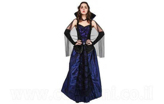 תחפושת נסיכה ערפדית לנשים ב149 ש