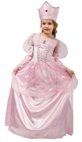 תחפושת נסיכה פיה ורודה לילדות ב149 ש