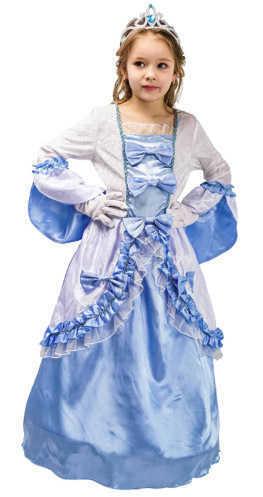 תחפושת נסיכת השלג לילדות ב149 ש