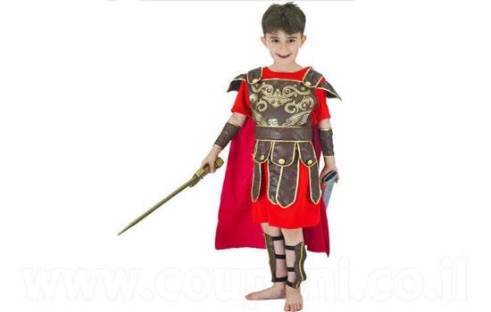 תחפושת גלדיאטור / לוחם רומי לילדים ...
