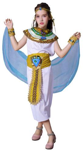 תחפושת קלאופטרה מצרית לילדות ב129 ש