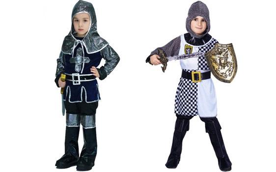 תחפושת אביר לילדים ב129 ש