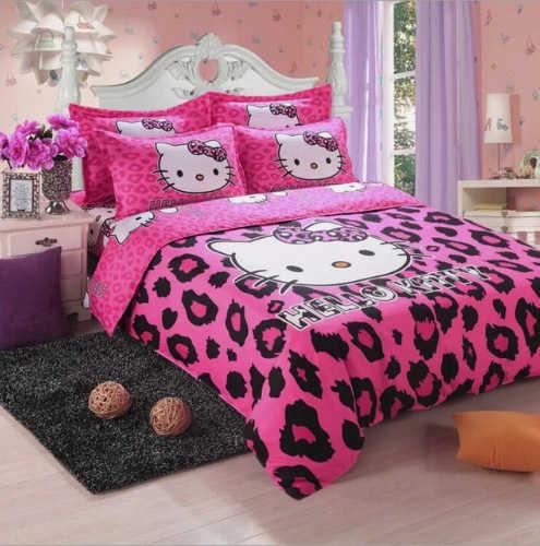 סט מצעים איכותיים למיטת נוער / מיטה וחצי עם מבחר הדמויות האהובות ב149 ש