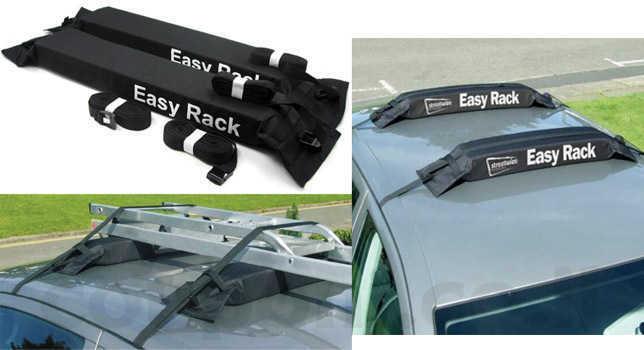 גגון לרכב עשוי ספוג קשיח ואיכותי של חברת Easy Rack ב-165 ש
